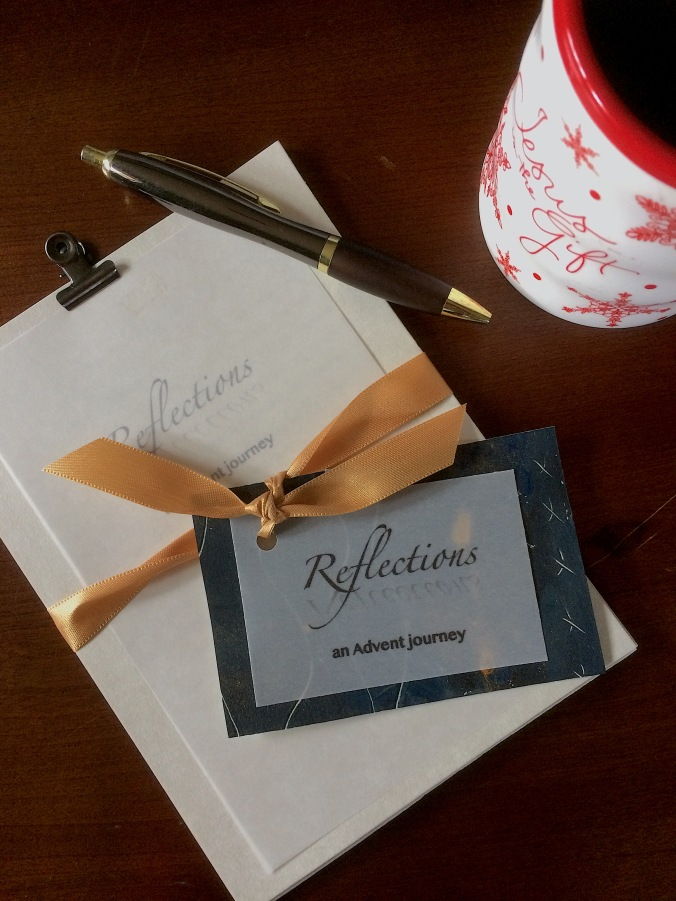 Reflections: an Advent journey - SOLD OUT